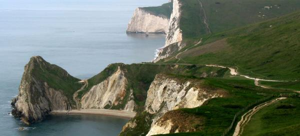 The most beautiful places in SW England