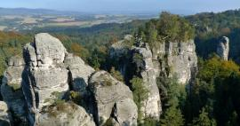 The Golden Trail of the Bohemian Paradise