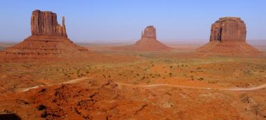 Trip to Monument Valley