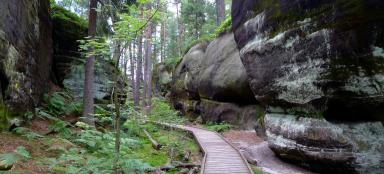 The most beautiful tours of the Bohemian Paradise