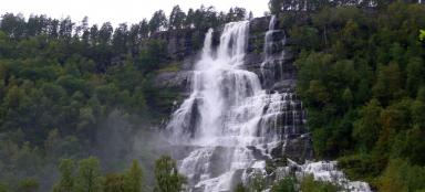 The most beautiful waterfalls in Europe