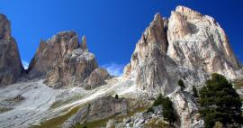The most beautiful hikes in the Dolomites