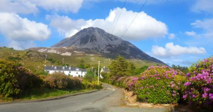 Ascent to Mount Errigal