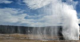 The most beautiful places in Yellowstone