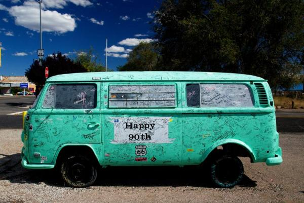 Car of all hippies