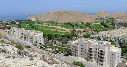 Attractions of western Muscat