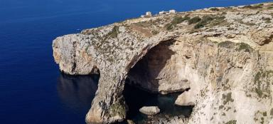 Island of Malta and interesting places