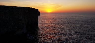 Island of Gozo and interesting places