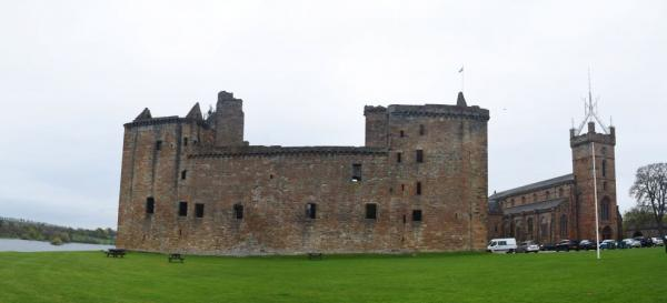 Linlithgow-paleis