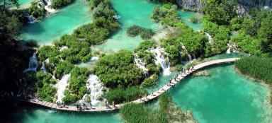 The most beautiful lakes of Europe