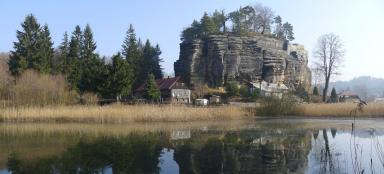The most beautiful places in the Lusatian Mountains