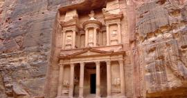 The most beautiful places in Jordan