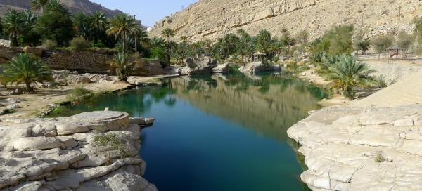 The most beautiful trips in Oman