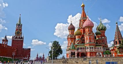 Red Square and St. Basil's Cathedral