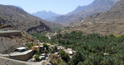 A trip to the Wadi Bani Kharus valley