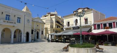 City tour of Zakynthos