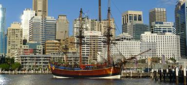 A tour of Darling Harbor