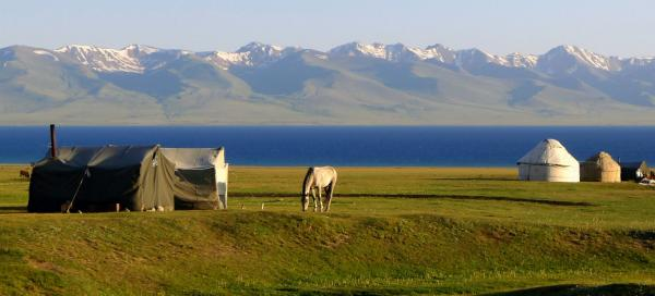 The most beautiful places in Kyrgyzstan