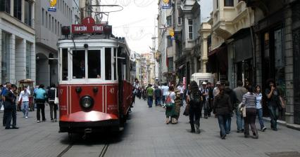 Clase Istiklal