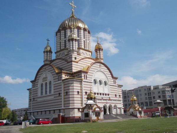 Fagaras - Cathedral of St. George