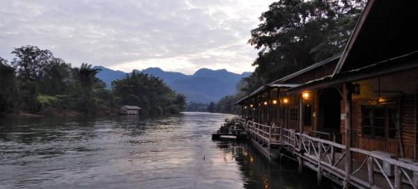 Trip to the river Kwai