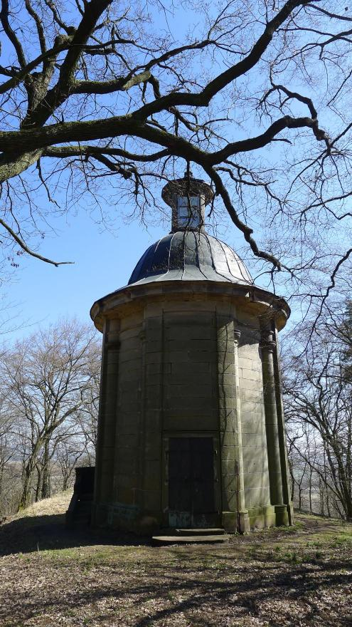 Chapel on top of St. Anny