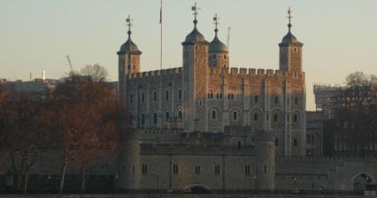 Pevnost Tower of London