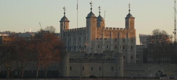 Fortress Tower of London