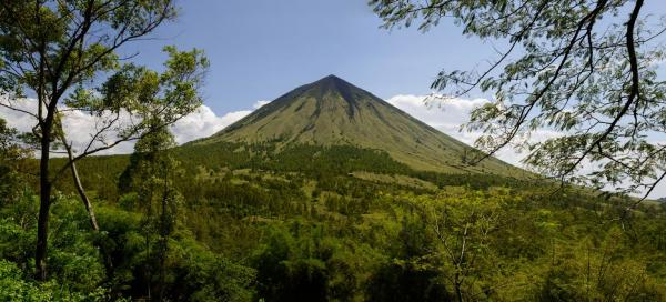 Volcán Inerie