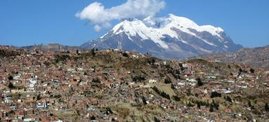 The most beautiful cities of South America