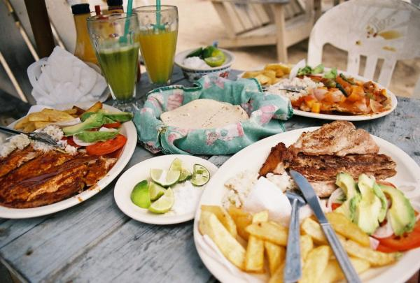Fish specialties of Southern Mexico