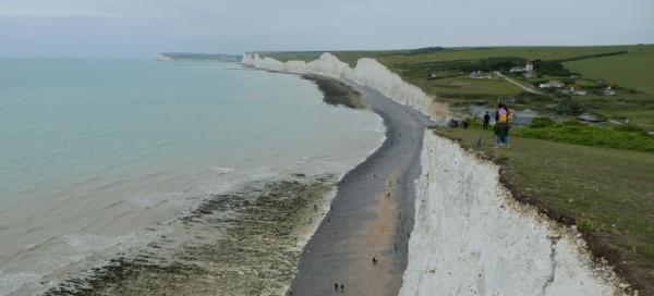 A trip to the cliffs of Seven Sisters