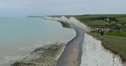 Cliffs of Seven Sisters