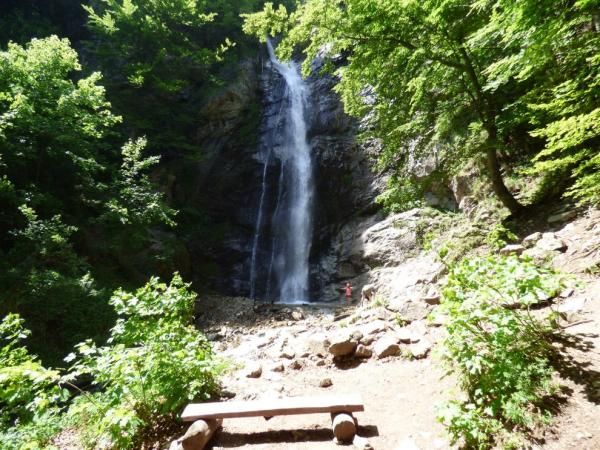 Sutov waterval