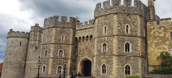 A tour of Windsor and Eton