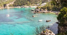 The most beautiful places in Corfu