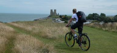Bike trip in the south east of England