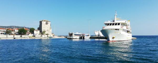 Port of Ouranoupoli