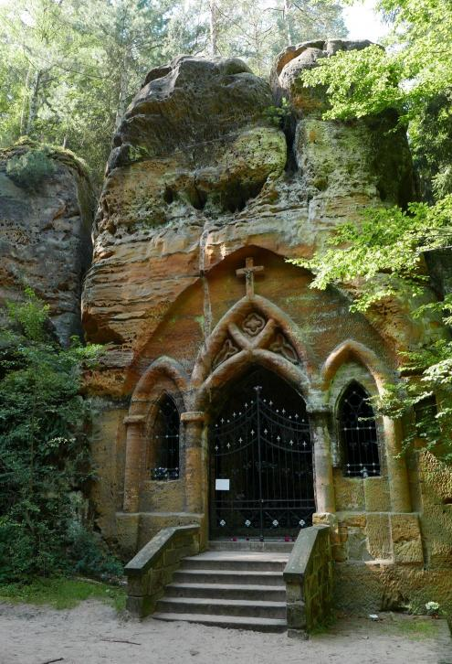 Rock Chapel of Our Lady of Lourdes