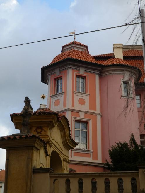 Faust's house