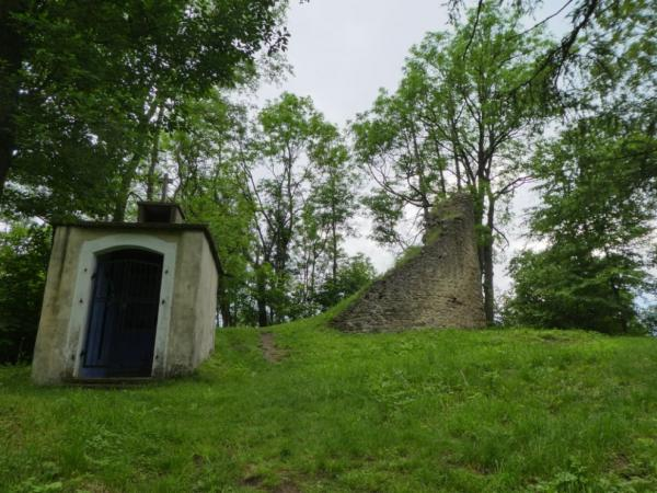 The ruins of the White Tower