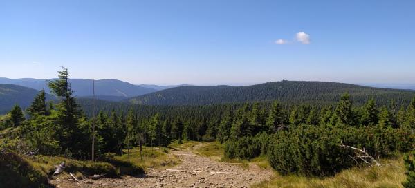 To the most beautiful places of the Jeseníky Mountains