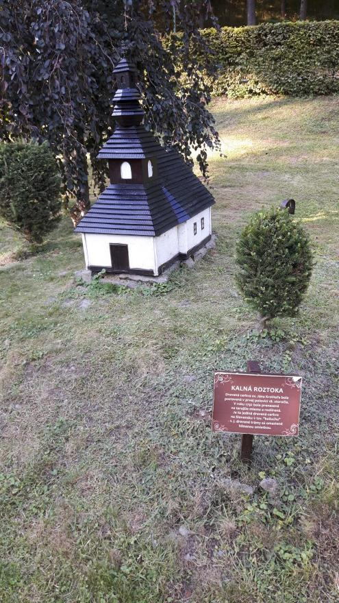 Wooden churches in the Polonin area