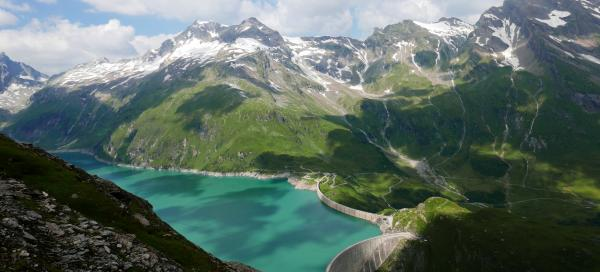 The most beautiful places of the Hohe Tauern