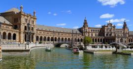 The most beautiful sights in Seville
