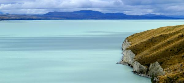The most beautiful lakes in New Zealand