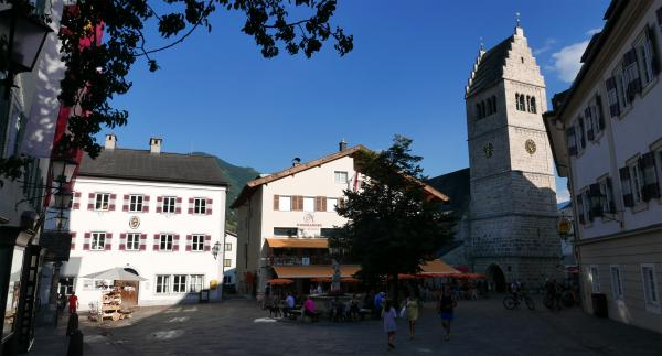 Center of Zell am See