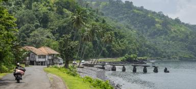 The most beautiful places in Sao Tome and Principe