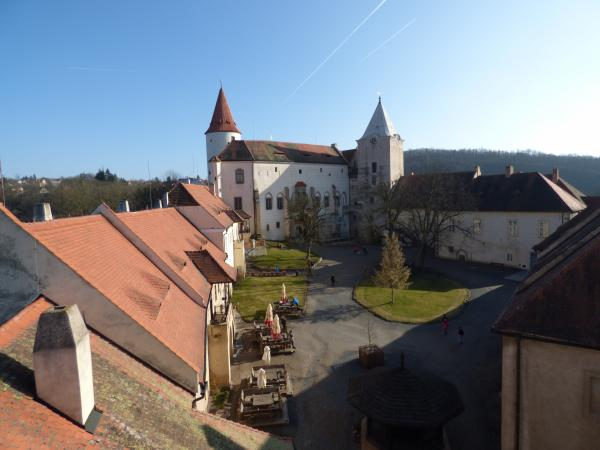 View from the Huderka tower