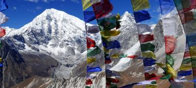 The most beautiful places in the Langtang valley